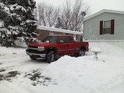 Winter Storm Feb 13, 2009