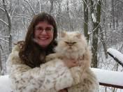 Matching Fur Coats