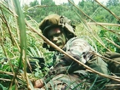 Gunnery Sergeant Burry