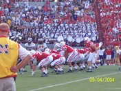 Best Sideline View all day...