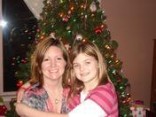 Mom and Victoria