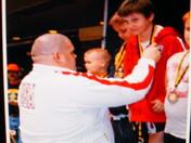 "Iowa State Wrestling Champ ""8"" Years old"