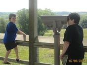 my boys at safari