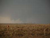 Tornado south of Gretna, Nebraska
