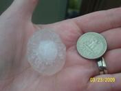 hail; 3-23-09
