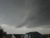 rotating cloud from 90th and Boyd