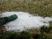 Hail - storm 03/23/09