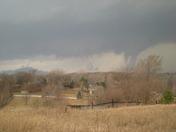 Funnel cloud or scud?