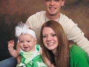 Jessica, Chris, Hayleigh Mattox
