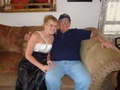 Kyla & Grandpa!
