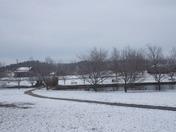 Mena Sunday Snow
