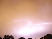 June 1st 2009 Lighting storm