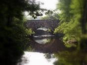 Davies Bridge, Petit Jean State Park