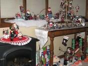 Harley Christmas Deco