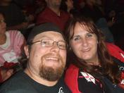 Lonnie and myself at the game.jpg