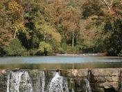 Natural Dam in October