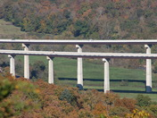 I540 Bridges in Fall