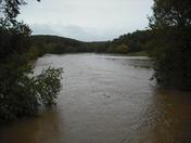 Kings River @ Hwy 412, Near Marble, AR Fri. Oct 9th, 09