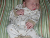 Colin Andrew Brewer arrived August 25, 2009