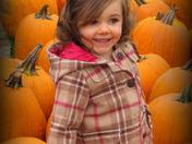 Lexi's Fall Photo