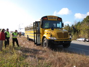 School Bus accident in Bentonville/Bella Vista