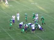 Berryville Bobcats First play on offense for 2010 by Eric Holman.wmv