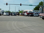 Personal Injury Accident at 24th st and HWY 275 (Veterans Memorial) Council Bluf
