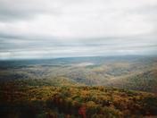 Whiterock Mtn. Fall 2009