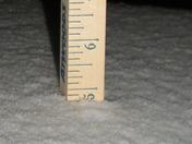 Van Buren, Ar Snow Fall