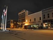 Bentonville Square 12/25/09