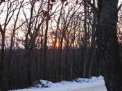 Sunset January 5