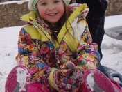 Blakelee's Snow Day