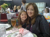 my mother and my daughter last Mother's day