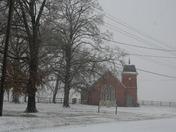 Walnut Grove Church on Hwy 170