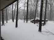 Snow in Benton Co.