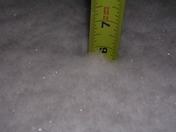 Centerton Snow Fall