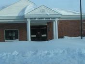 """Snow"" Bank"