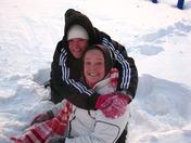 Fun day in the snow!