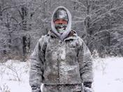 Bryson Myers snowstorm