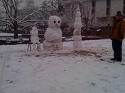 University Of Arkansas Snow Family