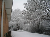 2-8-10 snow in mountainburg