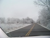 On the way to Work , Poteau 1