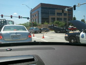 Accident FNB Parkway. And 132nd street next to Hy Vee....Arlrnr Steier