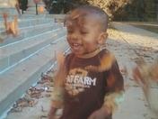 Camari Buford's fall picture