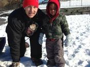 We love snow!!!!