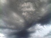 Clouds in Morse Bluff
