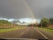 Rainbows in the big o