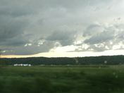 cool clouds mid storm