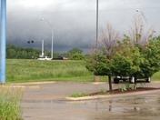 Outside IHop earlier today part 1