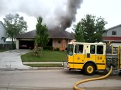 Fire video 168th snd Pierce